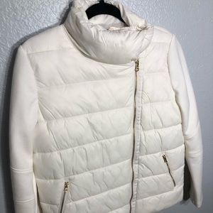 NWOT Old Navy Puffer Sweatshirt Jacket